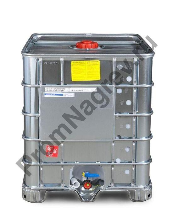 Взрывозащищённый контейнер IBC для опасных грузов со стальной оболочкой