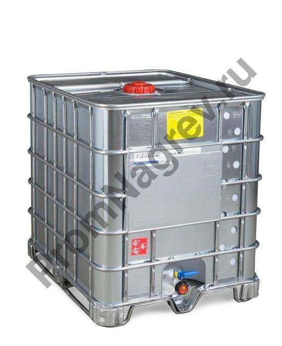 Контейнер IBC для опасных грузов со стальной оболочкой, взрывозащищенное исполнение
