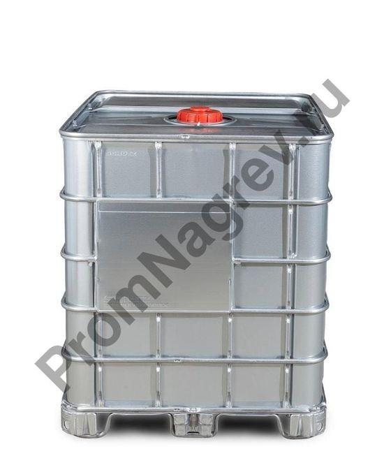 Контейнер IBC для опасных грузов со стальной оболочкой, Ех