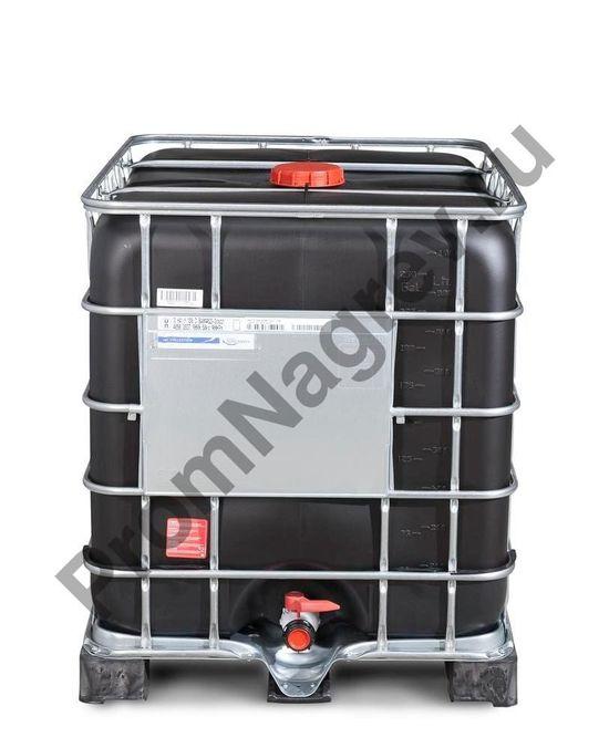Контейнер IBC с защитой от ультрафиолета с полиэтиленовым поддоном, 1000 литров