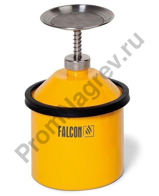 Увлажнитель FALCON из стали с пропиточной чашей, окрашенный, 2,5 литра