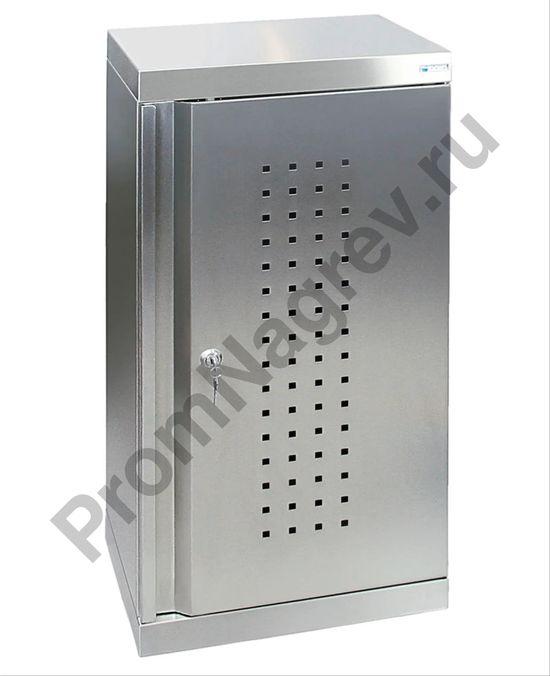 шкаф из листовой нержавеющей стали, ширина 450 мм, высота 900 мм