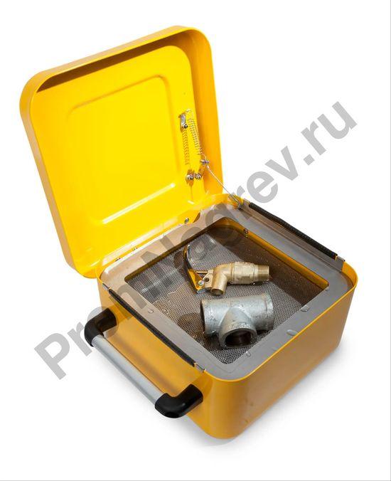 Ёмкость стальная для промывки мелких деталей,   для обезжиривания или очистки мелких деталей