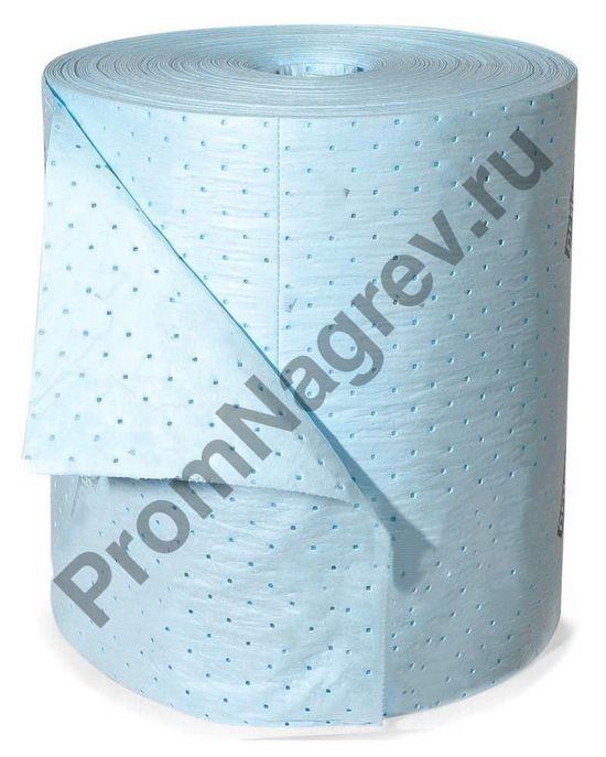 Два рулона премиум-материала трехслойного тонкого, для сбора масел и нефти, размером 50 см x 90 м.