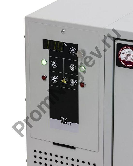 Шкаф огнеупорный с холодильным агрегатом и системой рециркуляции воздуха, Nordic, дисплей вблизи.