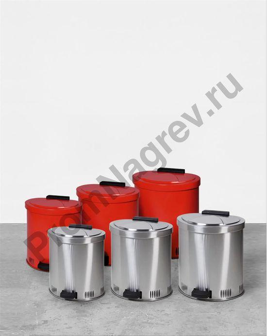 Сборный резервуар из нержавеющей стали с крышкой, 35 литров, 440 х 450 х 490 мм
