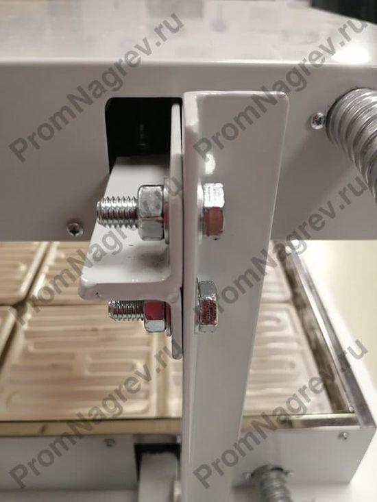 ИК щелевая печь с 2 греющими панелями